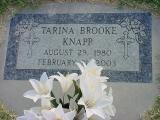 visiting with Tarina