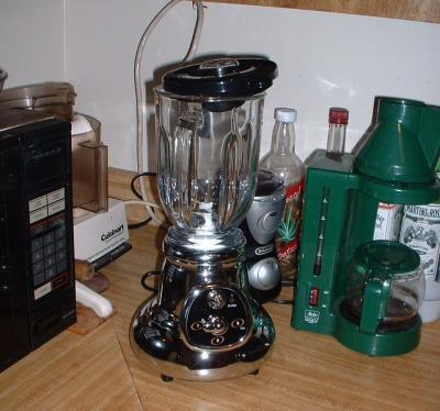 Breville Classic Blender & Kitchen appliances