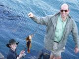2005 May 28 Nathan's fish, Mark's guide service