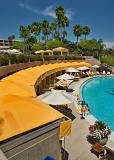 At The Resort