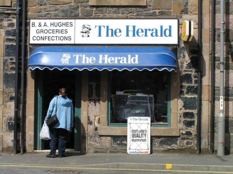 High Street Newsagent