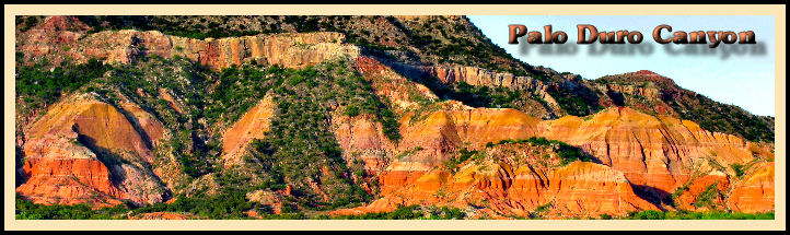 The Beauty Of Palo Duro Canyon State Park Photo Gallery By
