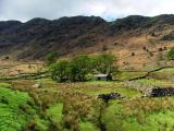 The Lake District With Natalie in 2005