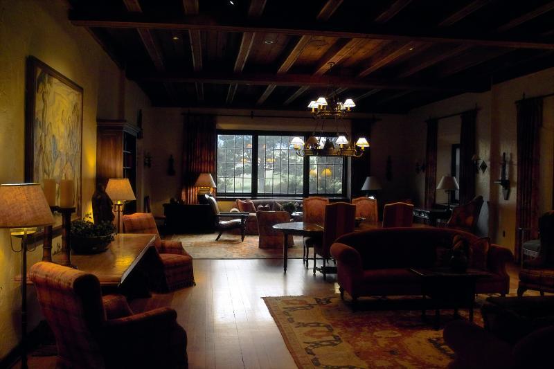 The Hacienda Living Room (David Hughes)