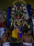 5-hanumantha vahanam
