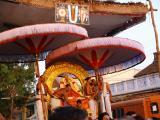 Outside Sri Sannidhi