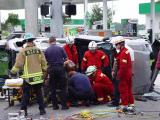 Providence and Bloomingdale Road Extrication