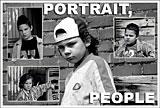 portrait people small