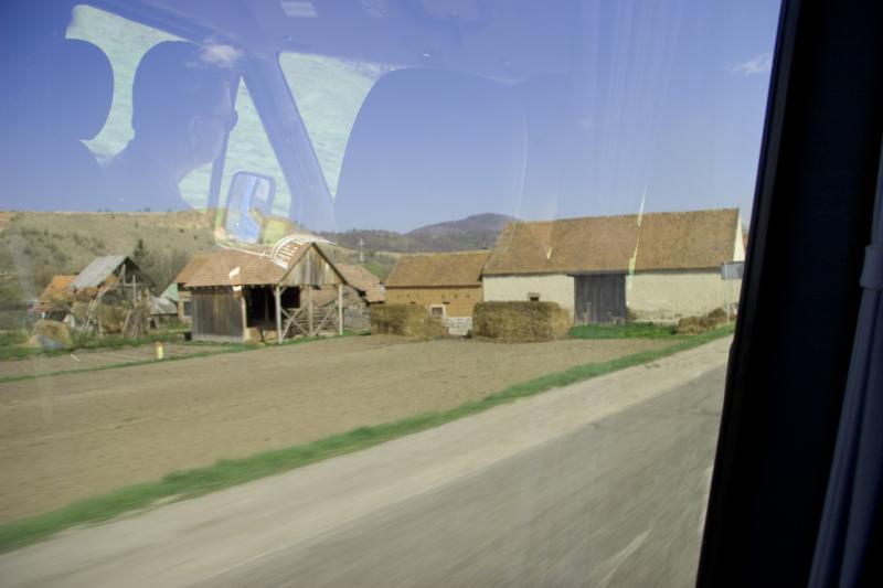 Trip in the van