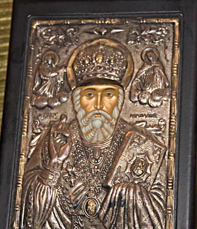 St Nicholas Icon