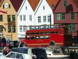 Bus to Mount Ulrikken