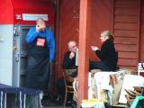 Smokers Corner - in social company