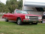 1965 Chevelle SS Convertible - Taken at SoCal Chevelle Camino show at El Dorado Park 7/20/2003