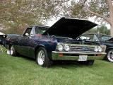 1967 El Camino = Taken at SoCal Chevelle Camino show at El Dorado Park 7/20/03