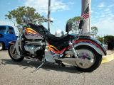 V8 Bike! - Taken at the Lakewood Weinerscnitzel cruise