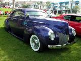 Custom 1940 Mercury - Taken at the Signal Hill DARE Car Show 2003
