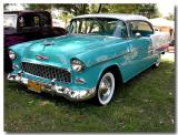 1955 Chevrolet Bel Air Two Door Hardtop - Click for more