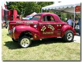Big John Mazmanian A/Gasser Willys