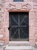 porte d'une tour, Haut Koenigsbourg