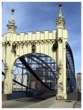 Gate to the Smithfield Bridge
