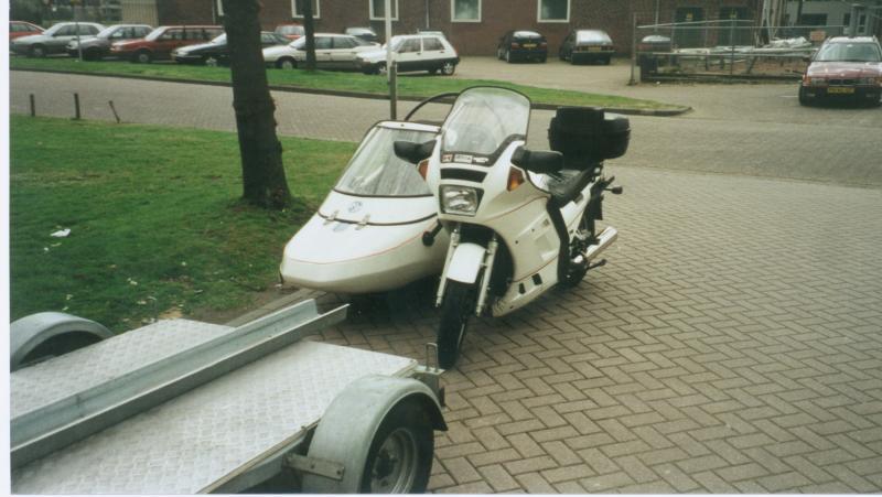 GTR Sidecar Rig
