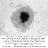 High Resolution Image of Active Region 0085