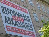 Historischer Streik gegen Pensionsreform