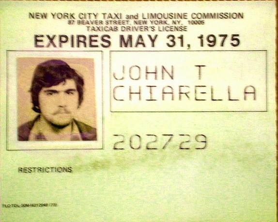 NYC Hack License