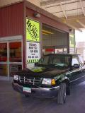 green truck club at Home Depot