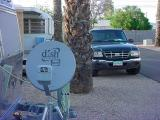 dish TV and the green truck club