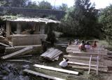 The Lumber Pile