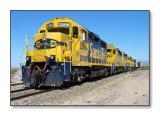 Santa Fe LocomotivesCadiz, CA