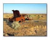 Rusted CarArlington, AZ