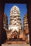 Khmer Style Temples