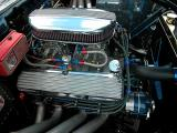 Engine in 1957 Ford Custom 300 (for details click on photo)