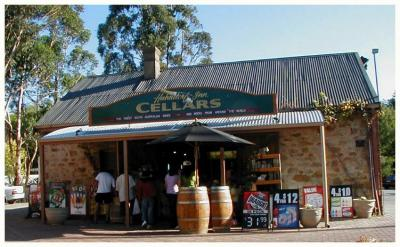 Hahndorf - where the Prussians settled.