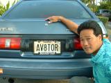 Mr. Aloha - Captain Alton - AV8TOR (My other car is a Boeing 737)