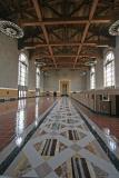 Union train station in LA. A magnificant building