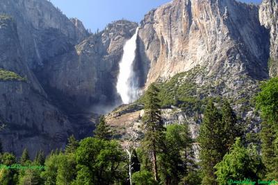 Upper Yosemite Falls 4