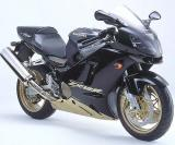 ZX12R in Black & Gold