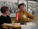 Widerstandslesung Hubsi Kramar u. Christine Werner
