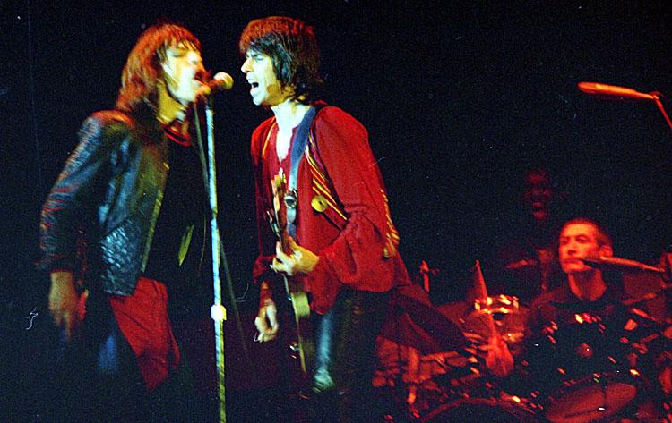Rolling Stones; Mick Jagger, Keith Richards, Charlie Watts<br>1976/05/30<br>fa0069-44b.jpg