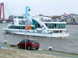 Spido cruise ship, 1 hour journey through Rotterdam harbour