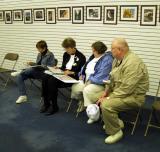Suzanne, Jane, Patty, &  Doug