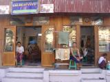 Yangon had a hair cut here