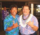 Mr. Aloha & Mr. Hawaiian
