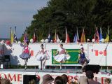 Highland Dancers - Canada Day 2003