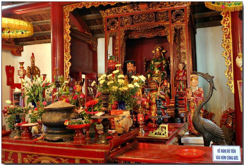 Taoist Temple, Hanoi