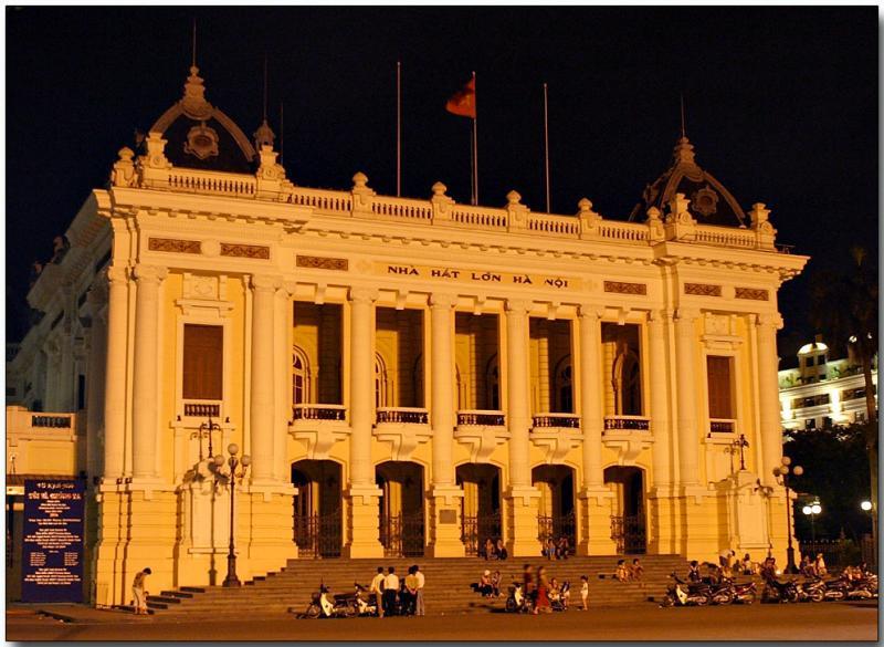 Opera House, Hanoi
