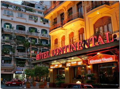 Hotel Continental, HCM